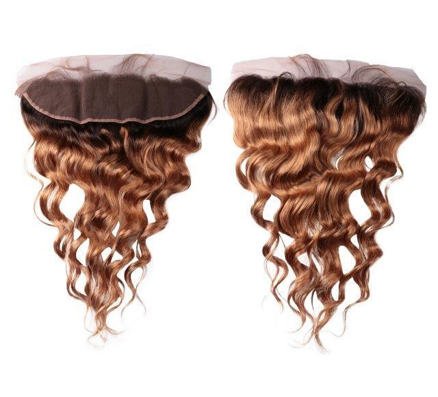 Mayvenn Hair Extensions Indian Loose Wave Lace Frontal