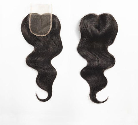 Mayvenn Hair Extensions Malaysian Body Wave Lace Closure