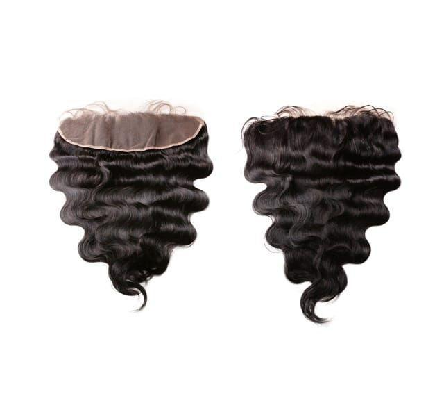 Mayvenn Hair Extensions Peruvian Body Wave Lace Frontal