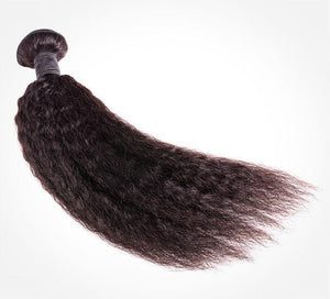 Mayvenn Hair Extensions Peruvian Kinky Straight Bundle
