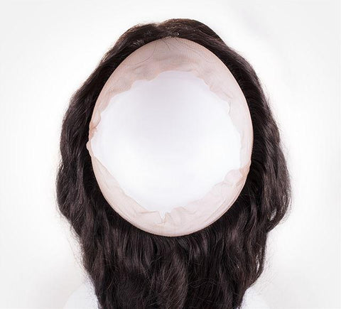 Mayvenn Hair Extensions Peruvian Loose Wave Lace 360 Frontal
