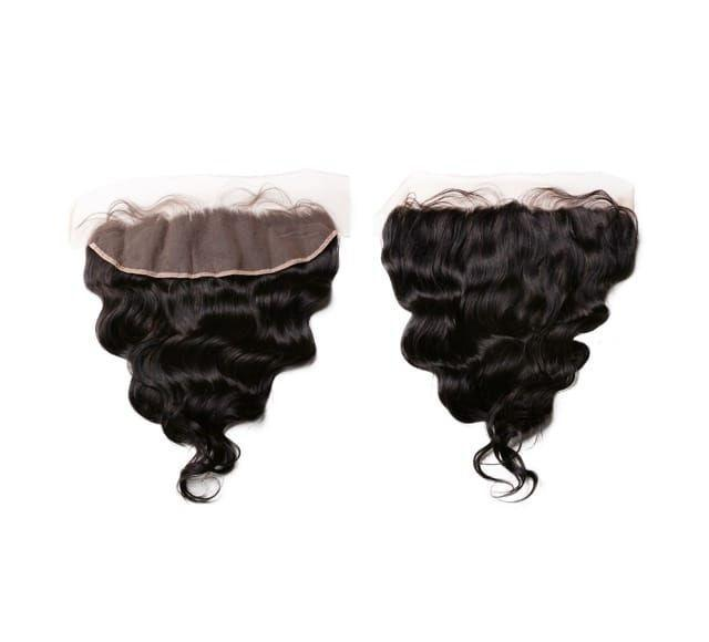 Mayvenn Hair Extensions Peruvian Loose Wave Lace Frontal