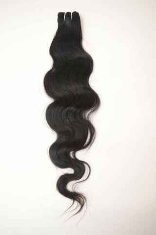 Virgin Pearls Collection Hair Raw Indian - Wavy