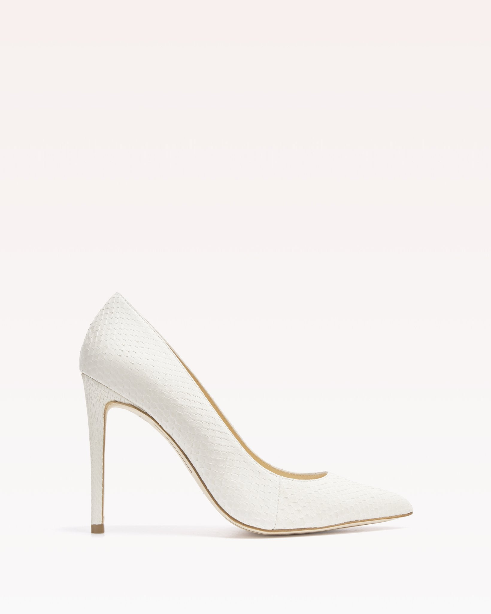 Piano Pointed Toe High Heel Pump in