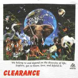 Clearance - peace on earth