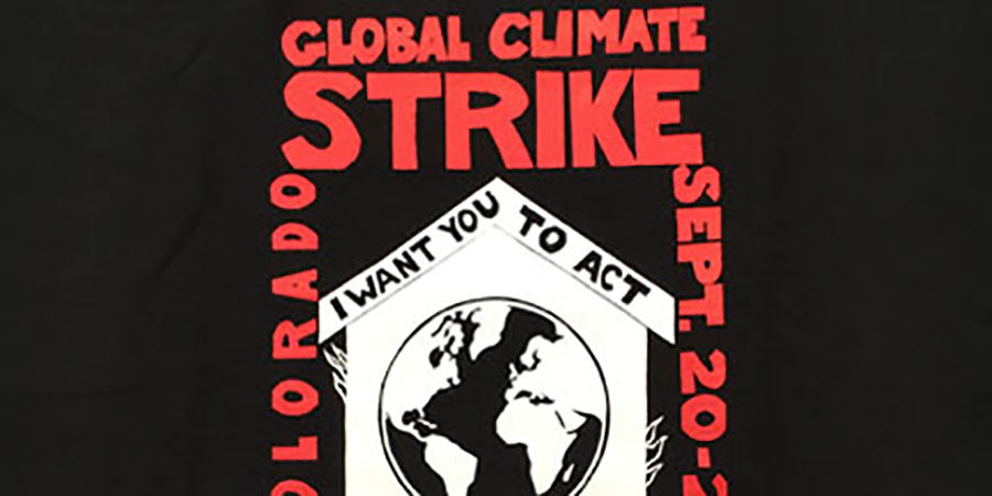 350.org Global Climate Strike