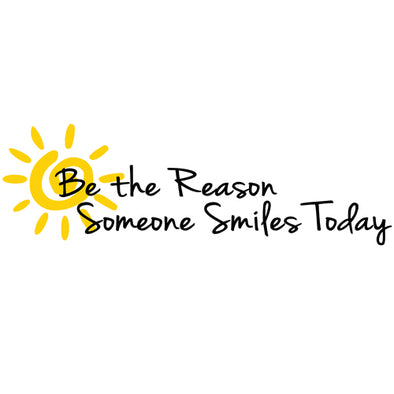 Be The Reason Someone Smiles Today T-Shirt from Jim Morris