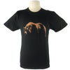 Bear Mountain Grizzly Bear Black T Shirt from Jim Morris
