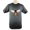 Bee Cool Honey Bee Garment Tie Dye T Shirt