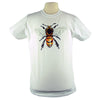 Bee Cool Honey Bee White T Shirt