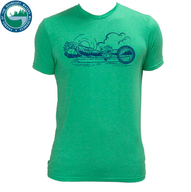 Friends of the Boundary Waters T-Shirt Jim Morris
