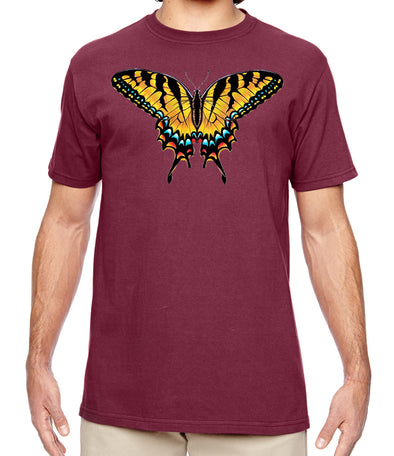 Tiger Swallowtail Butterfly T Shirt