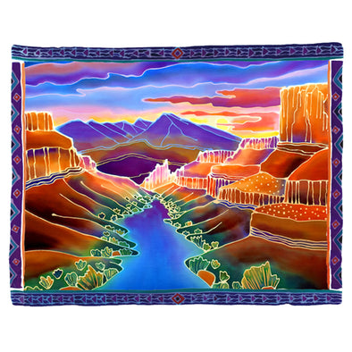 Jim Morris Environmental Canyon Sunrise T Shirt