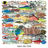 Save the Fish T-Shirt