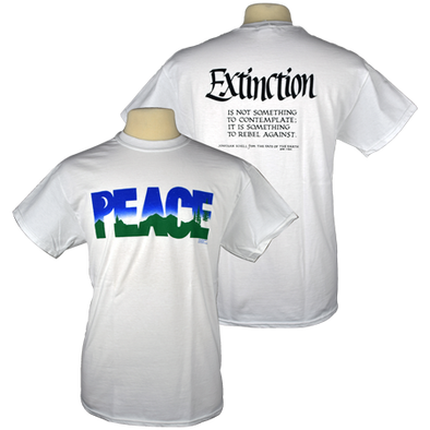 Peace/Extinction