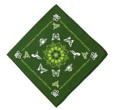People and Pollinators Bandana Fundraiser