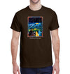 Stargazing Heavyweight T-Shirt in Chocolate Brown