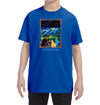 Stargazing Youth T-Shirt in Royal Blue