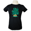 Tree of Life Women's T-Shirt in Black