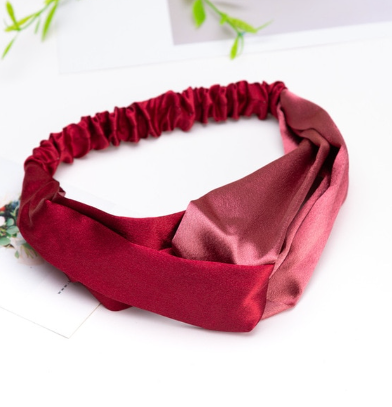Plain Bohemian Headbands