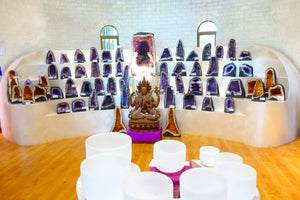 Australia Highlights Crystal Castle Byron Bay Geode Room
