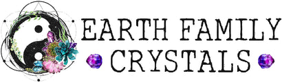 Earth Family Crystals