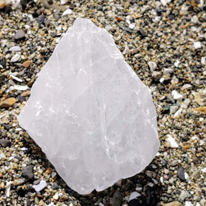 Ohio Soft Blue Shiny Celestite Crystal Specimen #2