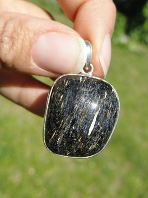 NUUMMITE PENDANT~ Stone of Magic - Earth Family Crystals
