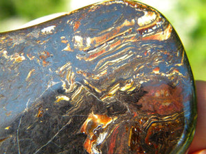 TIGER IRON SPECIMEN~ Stone of Extreme Grounding, Manifestation, Vitality* - Earth Family Crystals