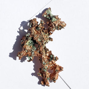 Michigan Raw Copper Free Form #2 - Earth Family Crystals