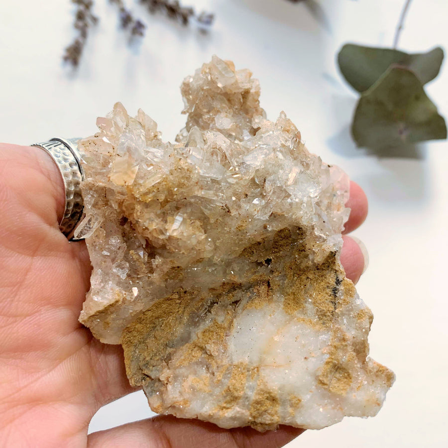 Arkansas Quartz Natural Cluster