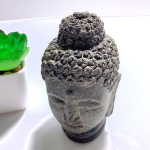 Sandstone Buddha Display Carving