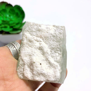Brilliant Mint Green & Clear Apophyllite Specimen ~Locality India