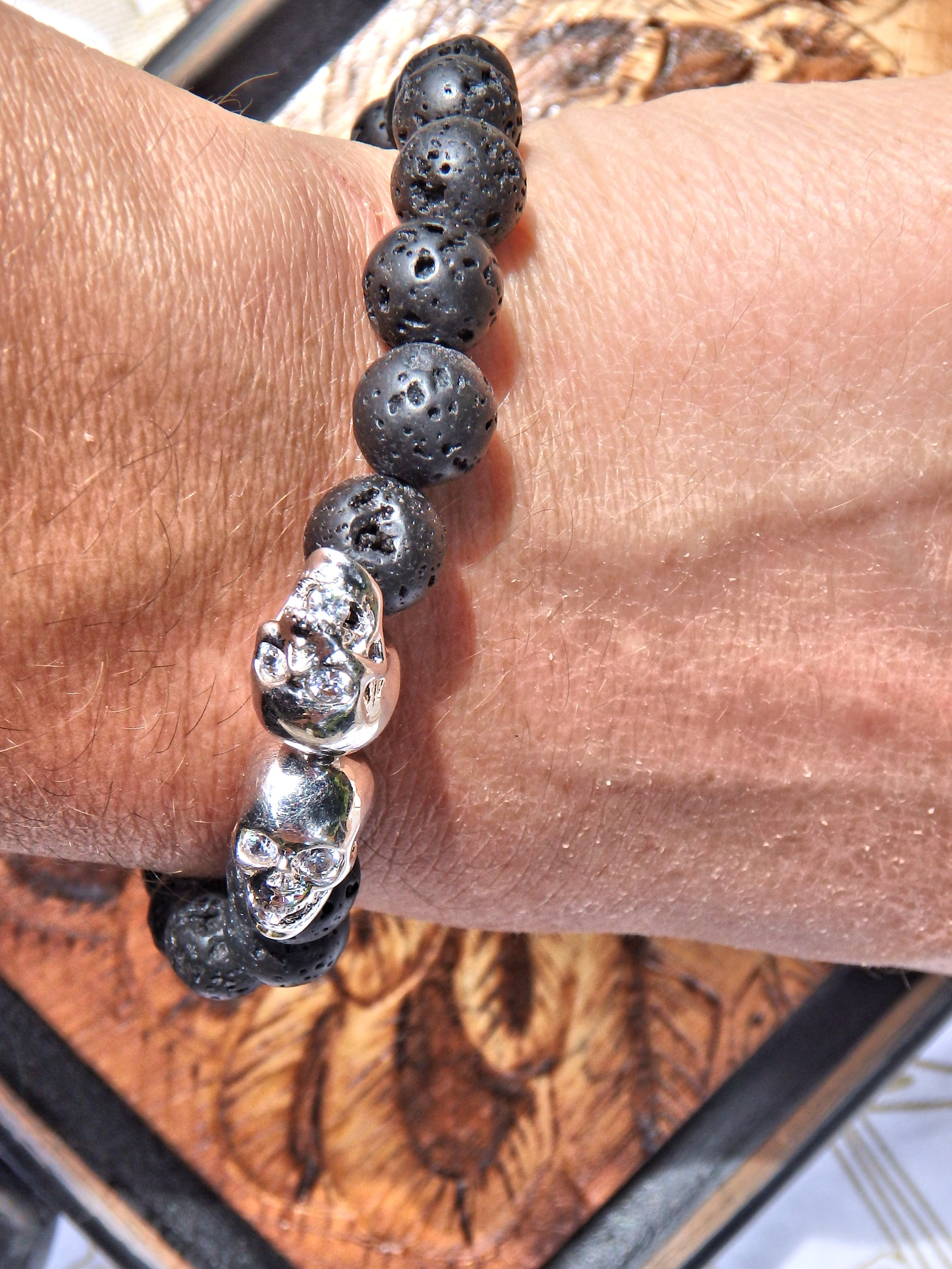 Stones and charms: a selection of articles