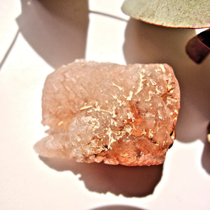 Natural Pink Nirvana Quartz From The Himalayas
