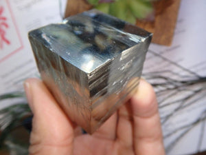 Naturally Cubic PYRITE SPECIMEN From Spain - Earth Family Crystals