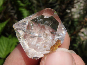 Sparkling High Vibration DT HERKIMER DIAMOND SPECIMEN - Earth Family Crystals