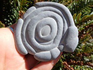 Quebec Fairy Stone Natural Swirling Formation - Earth Family Crystals