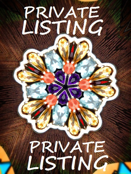 PRIVATE LISTING For Patrizia