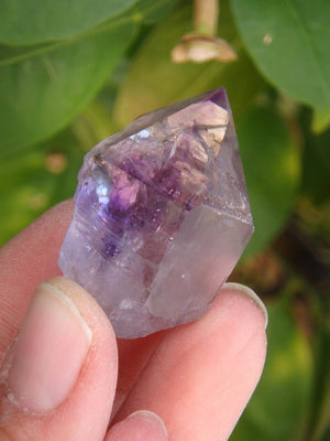 Amazing Natural Brandberg Amethyst Specimen From Namibia - Earth Family Crystals