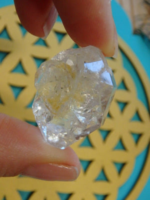 Brilliant NY Herkimer Diamond Specimen 3 - Earth Family Crystals