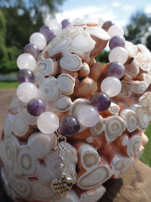 ~DIVINE PURPOSE~ Bracelet - Earth Family Crystals