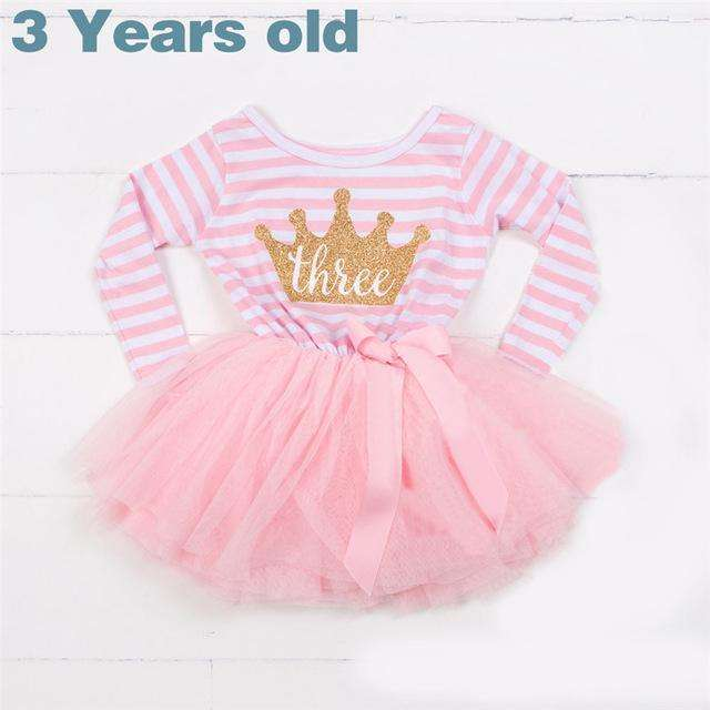 3rd Birthday Tutu Outfits
