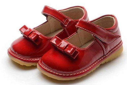 Baby Shoes with Squeakers Girls Boutique