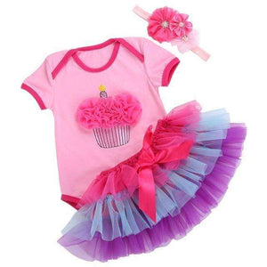 Birthday Party Outfits Onesies Sets