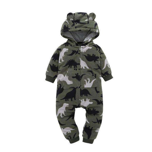 Fleece Jumpsuit