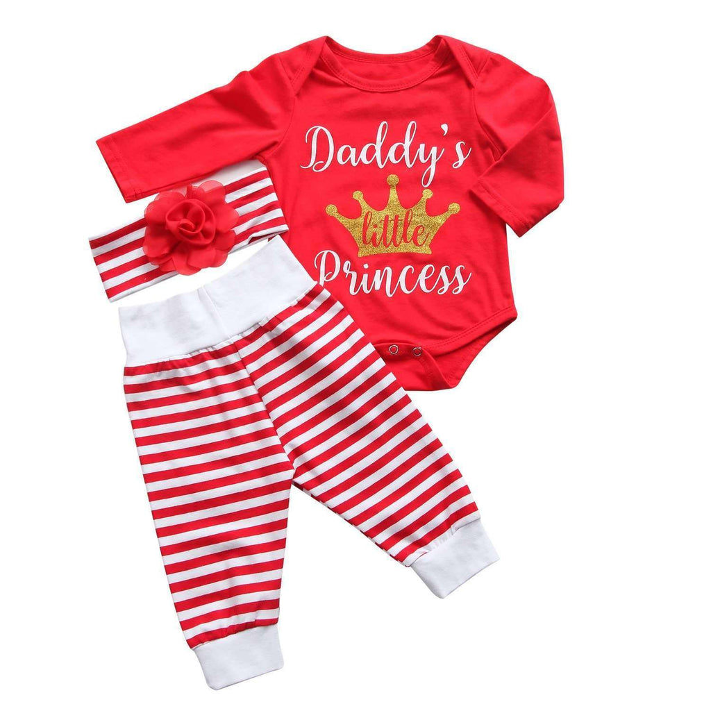 Daddy's Little Princess Baby Clothes
