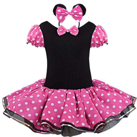 Minnie Mouse Dress For Toddlers