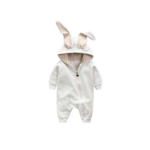 Rompers Cute Cartoon Rabbit