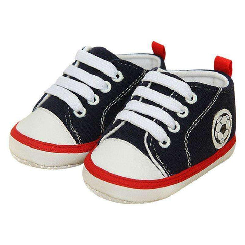 Toddler Soft Sole Crib Shoes